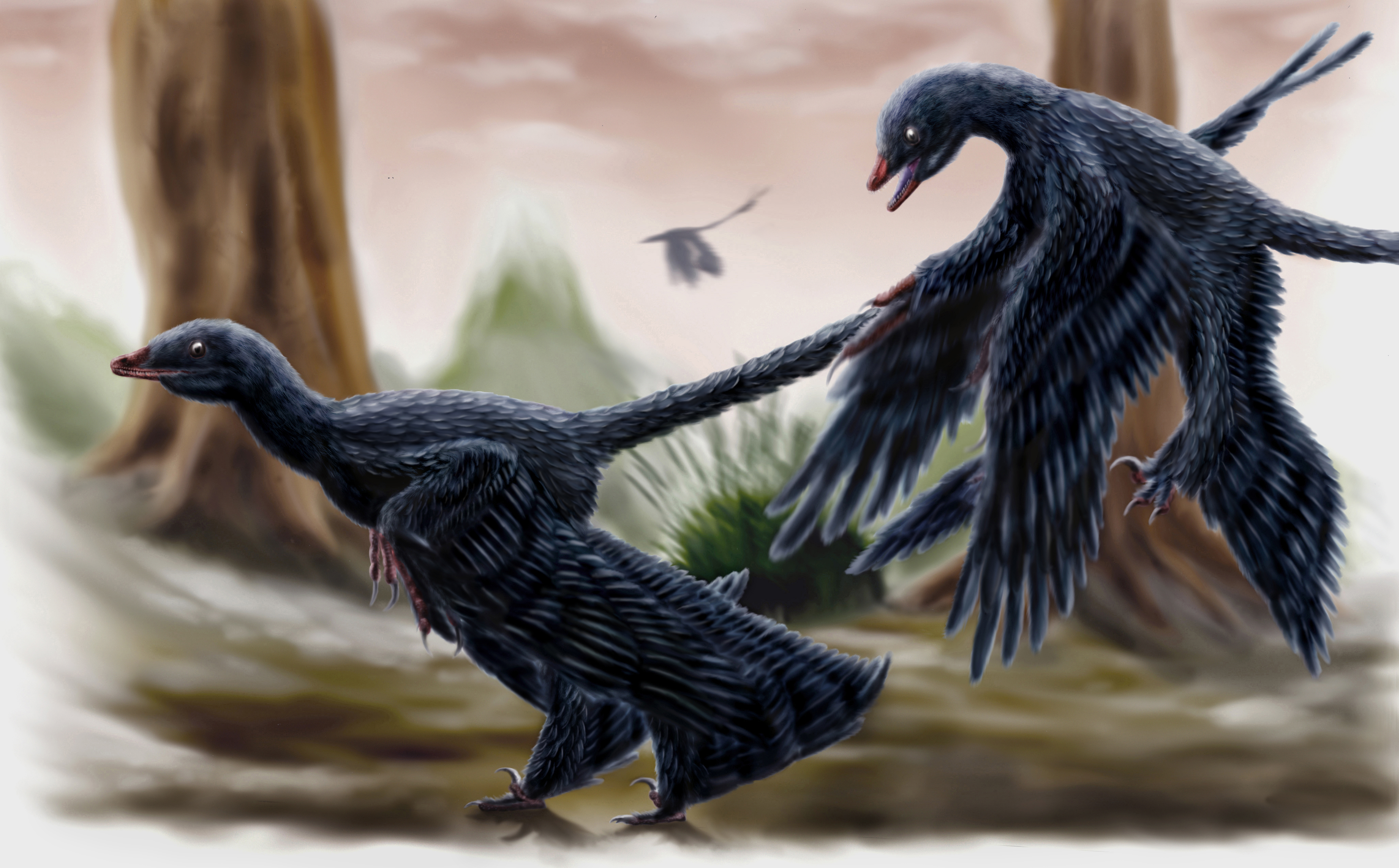 Microraptor_by_durbed